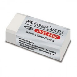 GUMICA FABER-CASTELL DUST-FREE